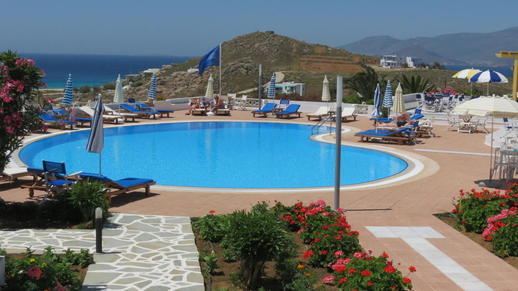 Lianos Village Hotel swimming pool