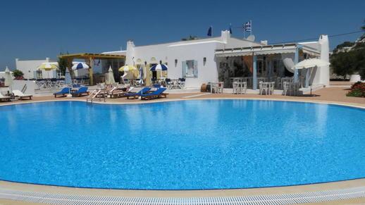 Lianos Village Hotel swimming pool