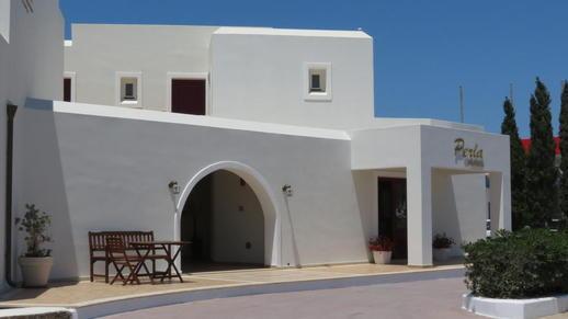 Perla Hotel Naxos