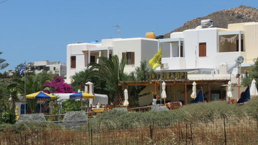 Tzivaeri taverna and bungalows