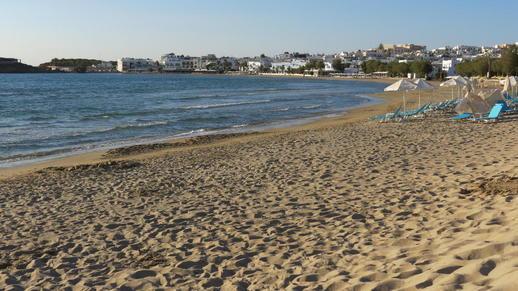 St George's beach
