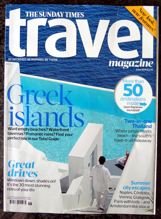 The Sunday Times Travel Magazine June 2014