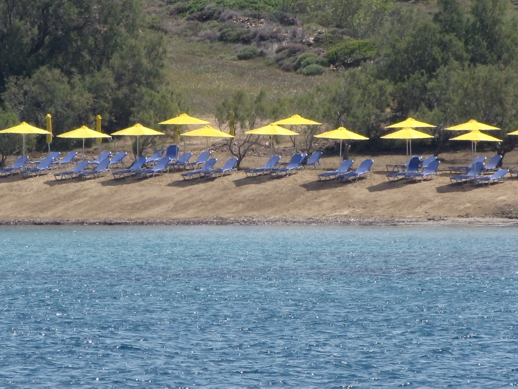Naxos Imperial Resort & Spa beach