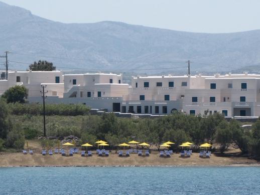 Naxos Imperial Resort & Spa beach