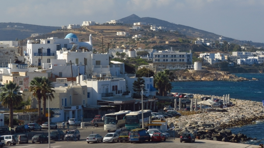 Parikia on Paros