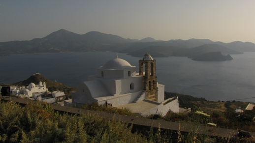 Thalassitra Church Milos