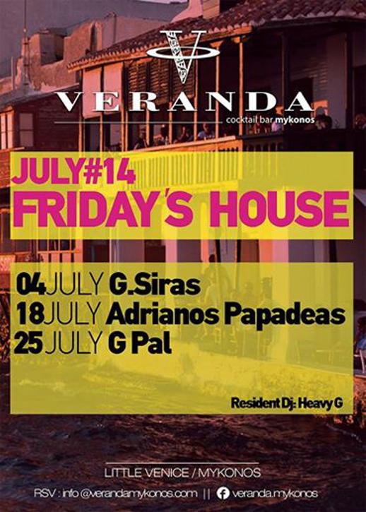 Veranda Club Mykonos