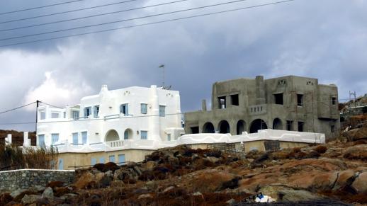 villas at Agios Prokopios