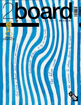 2board magazine cover
