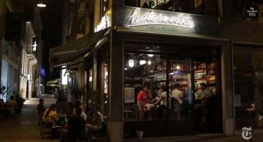 Heteroclito wine bar Athens