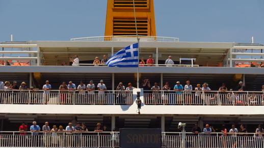 Blue Star Delos ferry