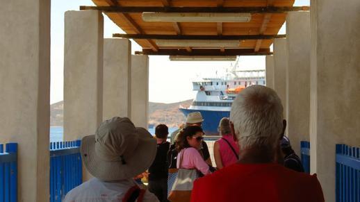 Aqua Jewel ferry