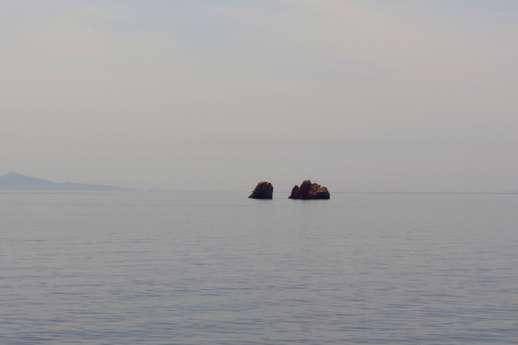islets near Paros