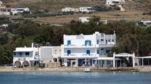 hotel Alkyon Paros