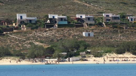 Krios beach