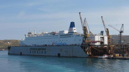 Ermoupoli shipyard