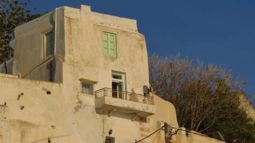 Venetian Castle in Naxos Town