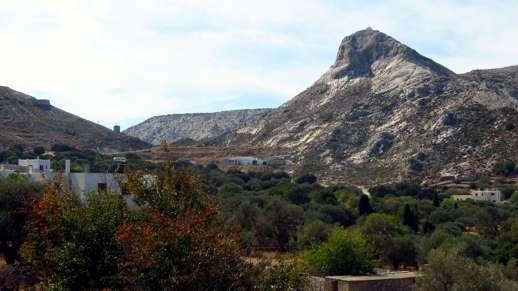 Mt Profitis Ilias near Filoti