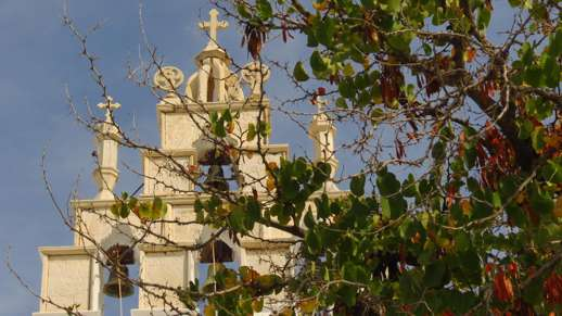 Church of Panagia Filotissa in Filoti