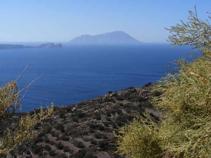 View from Plaka Milos