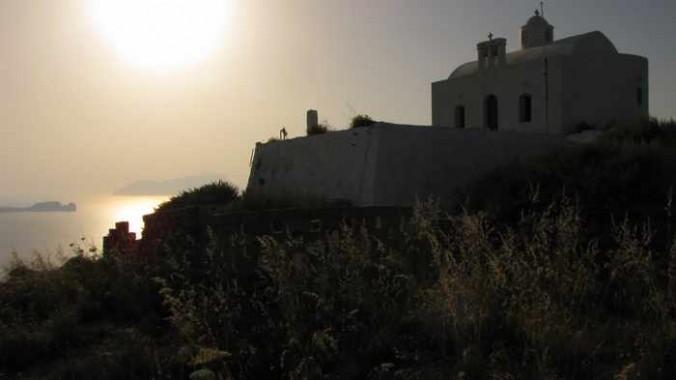 Kimisi of Theotokou church Milos