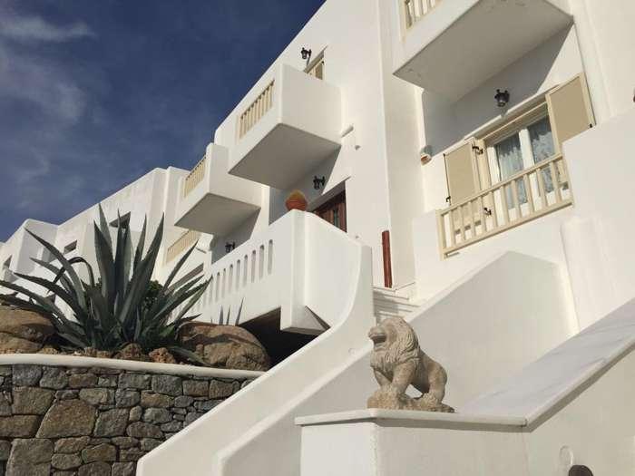 The George Hotel Mykonos