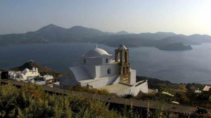 Thalassitra church Milos