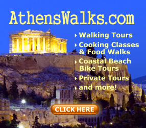 Athens Walks