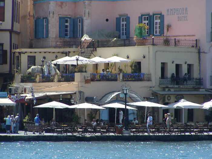 Amphora Hotel Chania