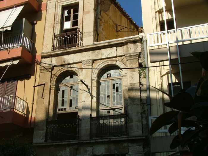 a building in Heraklion