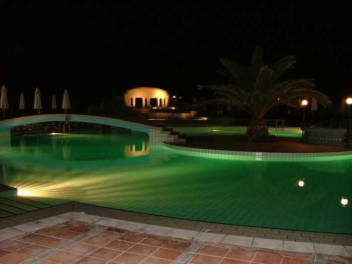 Candia Maris swimming pool