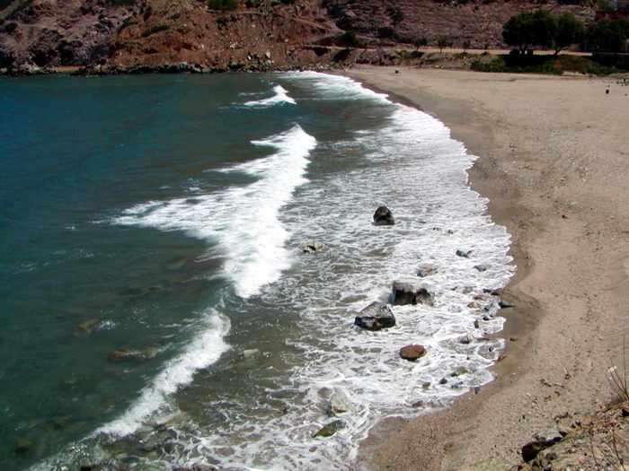 Fodele beach