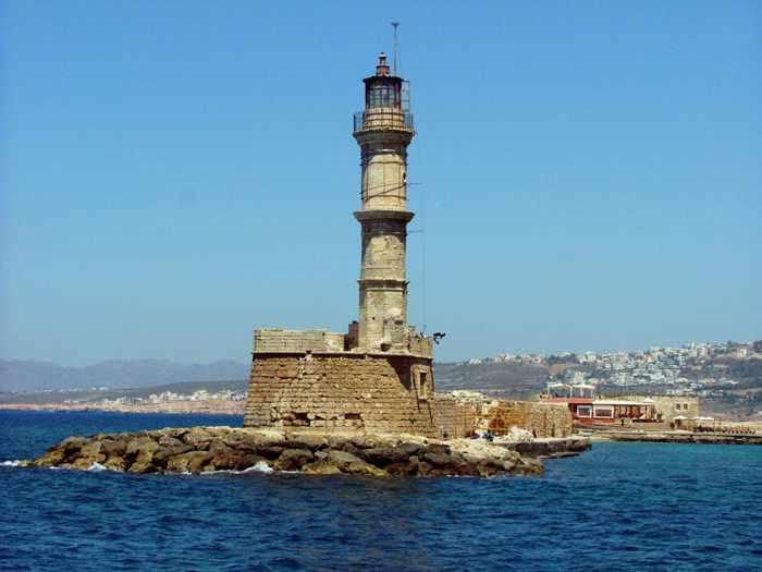Venetian lighthouse