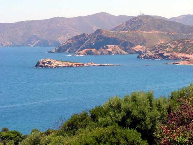 northern coastline of Crete