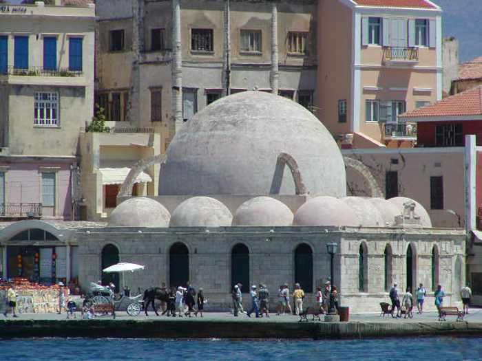 Turkish mosque Yiali Tzami