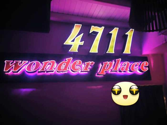 4711 Wonder Place Mykonos photo from the nightclub's Facebook page