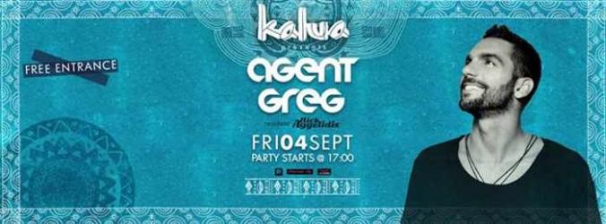 Agent Greg at Kalua Mykonos