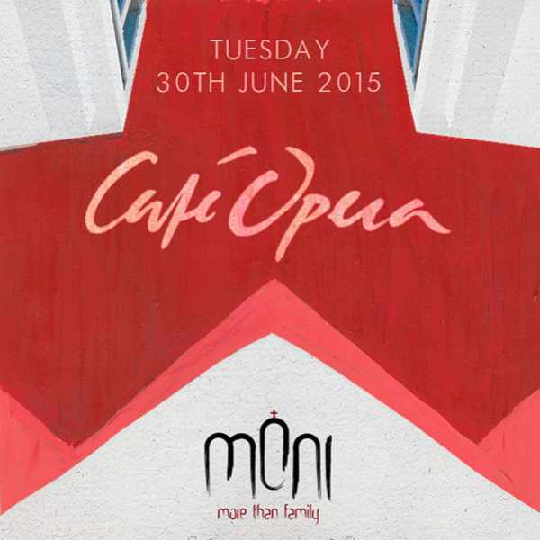 Cafe Opera party at Moni nightclub Mykonos June 30 2015