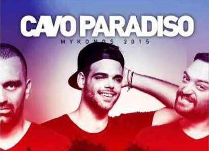 Cavo Paradiso Mykonos present Terry Argie & AnXid