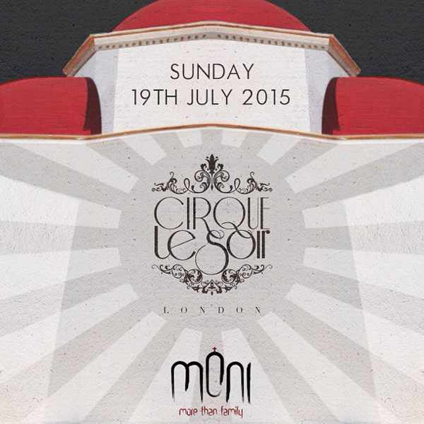 Cirque Le Soir at Moni