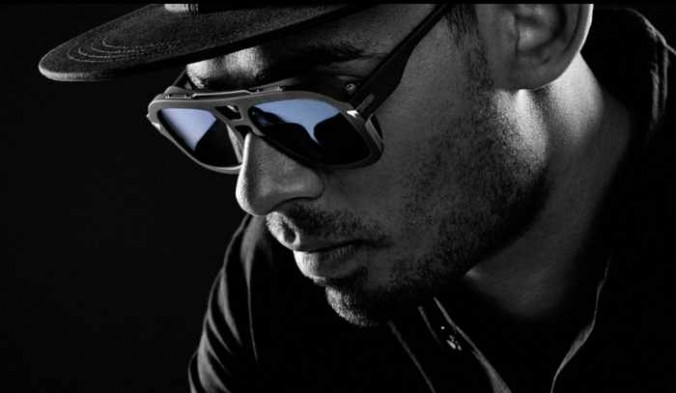 DJ Afrojack photo from his website