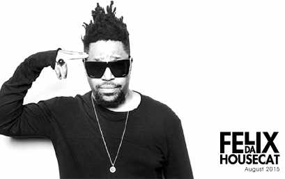 Felix da Housecat image from his Facebook page
