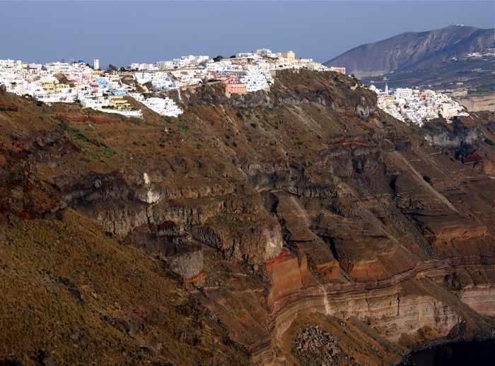 Firostefani village