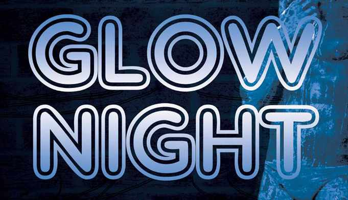 Glow Night theme party Wednesdays at Lakka by Fou Club Mykonos summer 2015