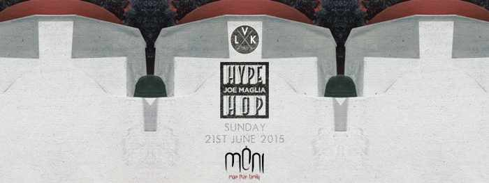 Hype Hop party at Moni nightclub Mykonos  June 21 2015
