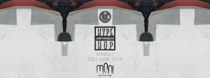 Hype Hop party at Moni nightclub Mykonos  June 21 2015