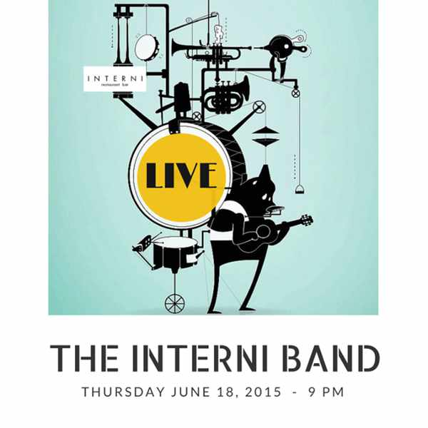 Interni restaurant and bar Mykonos live musical entertainment June 18 2015