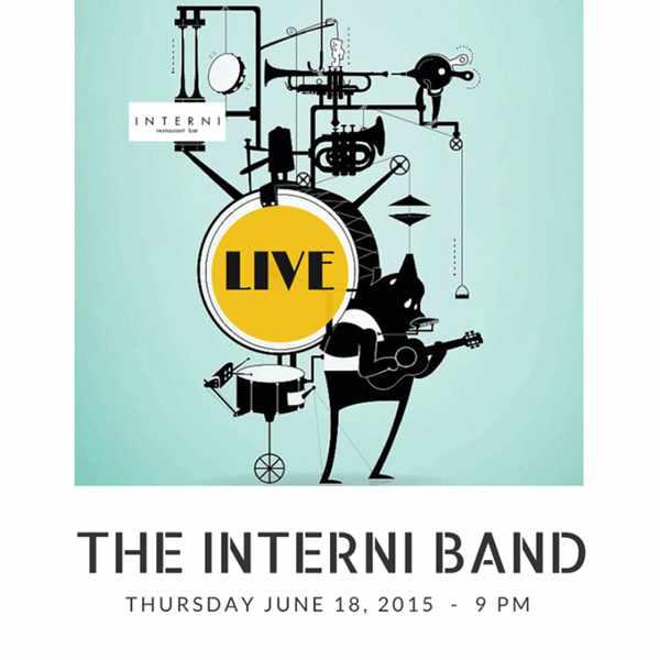 Interni restaurant and bar Mykonos live musical entertainment June 18 2015