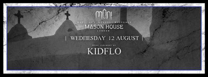 Moni Club Mykonos welcomes Mason House London