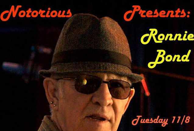 Notorious Bar Mykonos presents Ronnie Bond live performance